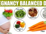 Health Diet Chart For Pregnant women