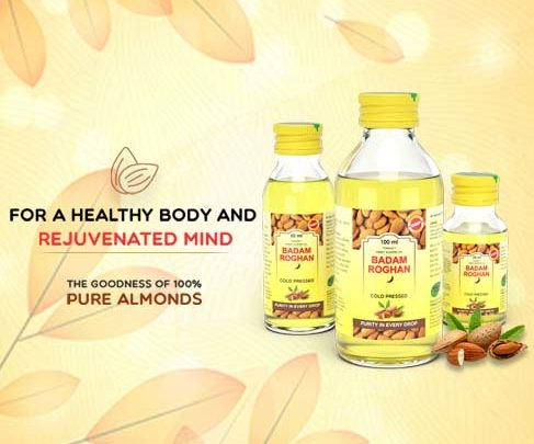 How sweet almond oil can be of great help