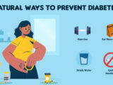 Natural Ways To Prevent Diabetes: Prevention diet plan